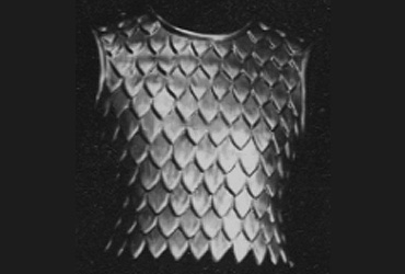 Theater Armor Ornaments