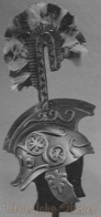 1025 - Helmet: Greek Warrior