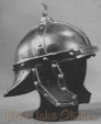 1027 - Helmet: Roman Legionary