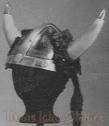 1031 - Helmet: Viking (Pointed)