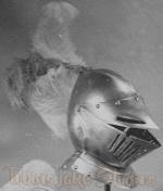 1036 - Helmet Pointed Visor