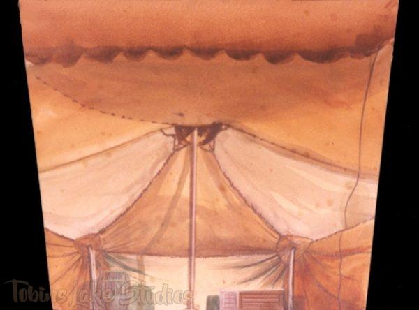 105 - Tent Interior Tab