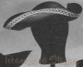 1055B - Tricorn Hat (Civil or Military)