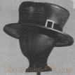 1057 - 18th Century Beaver Hat