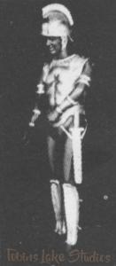 1087 - Roman Armor