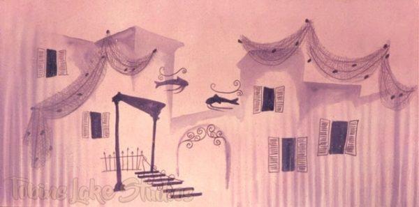 1 - Decorative Curtain Drop