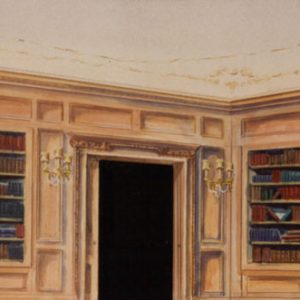 11 - Paneled Drawing or Living Room Drop
