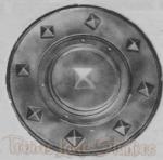 "1131 - Greek Shield (19"" Diameter)"
