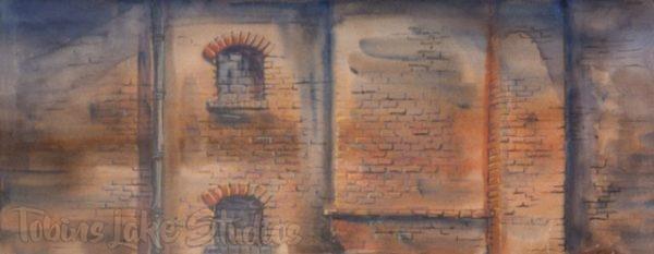 129 - Brick Wall
