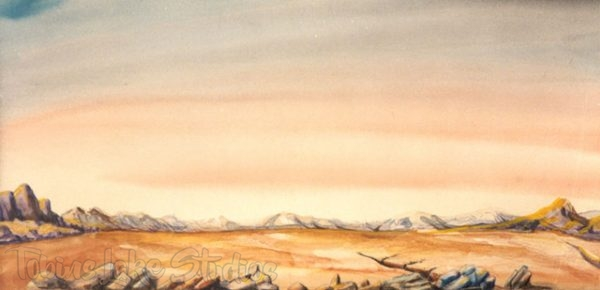 13 - Desert Drop