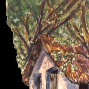 211A -  Stage Left Cottage