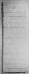 2589 - Brick, Vertical