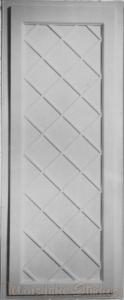 2591 - Diamond Pane Casement Window