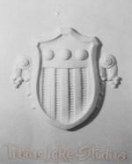 2603 - Heraldic Plaque