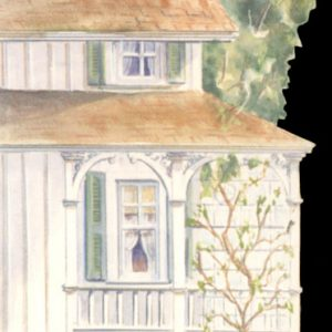 297 - Porch and House Tab (S. R.)