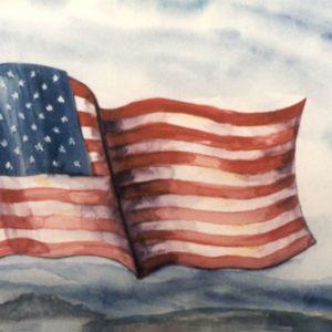 301B - Contemporary Flag