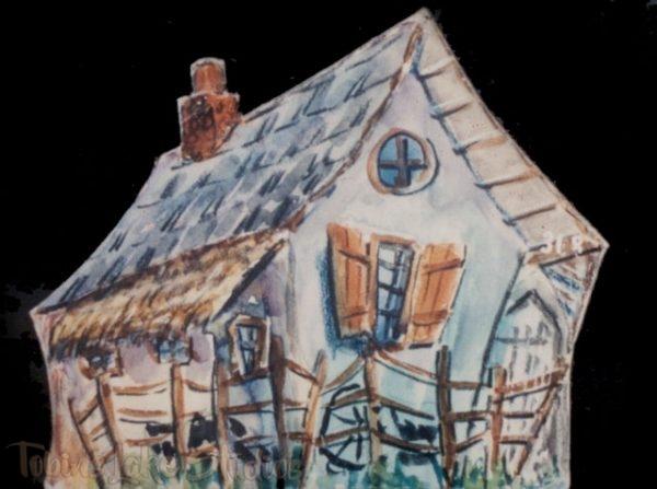 308B - Fiddler House