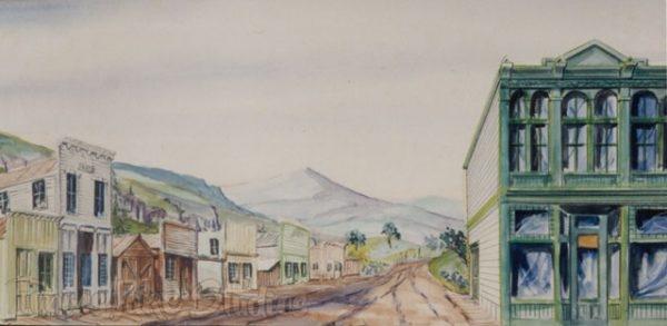 31 - Western Town