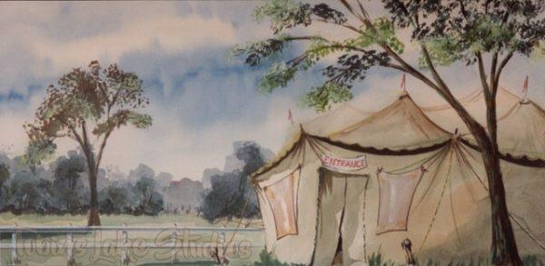 37 - Fairgrounds Tent Drop
