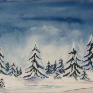 49 - Snow Scene