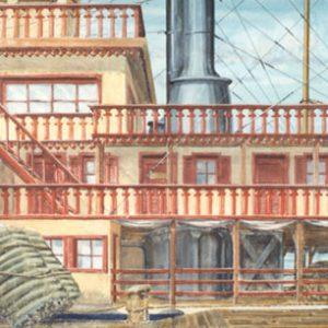 495 - Riverboat Drop