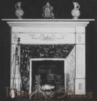 5006 - Georgian Fireplace Kit