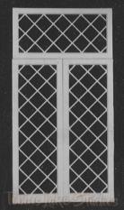 5012 - Diamond Pane Window Kit
