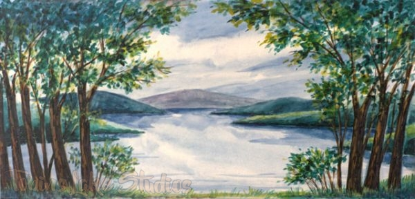 502 - Clearing with Lake