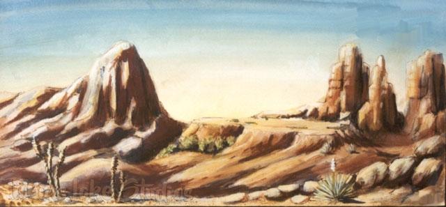 513 - Desert Drop