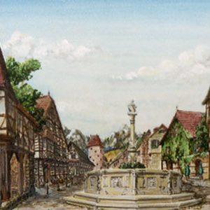 528 - Bavarian Village Drop