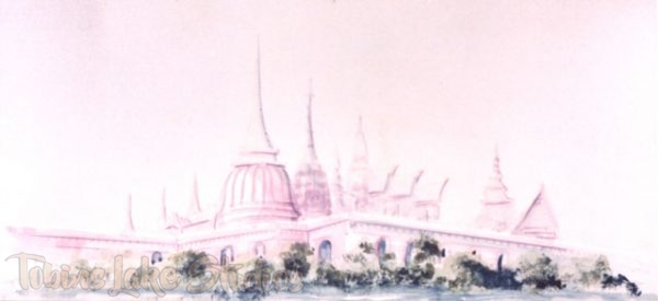 54 -  Far Eastern Palace Drop