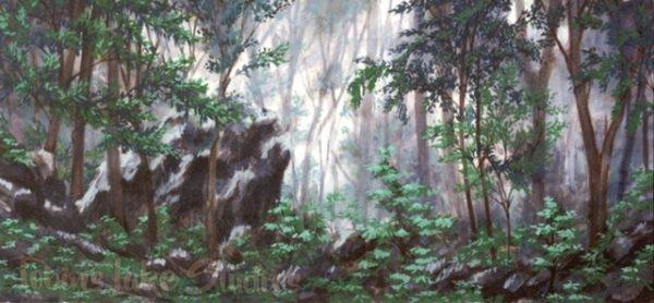 542 - Deep Forest Drop