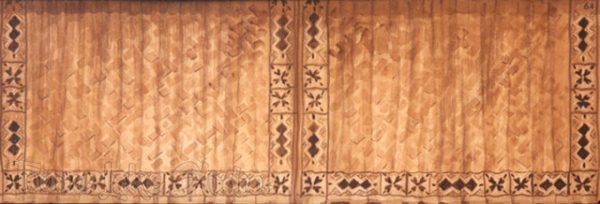 64 - Tappa Cloth Scrim