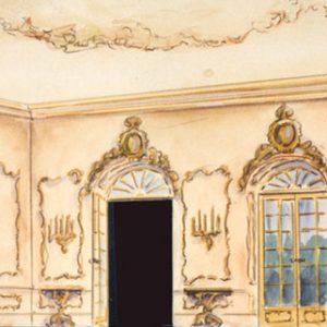 7 - Rococo Living Room or Ballroom
