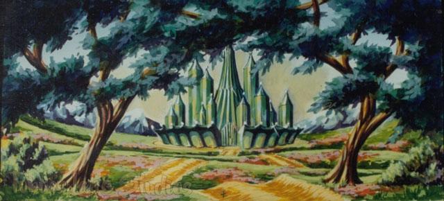 816 - Emerald City