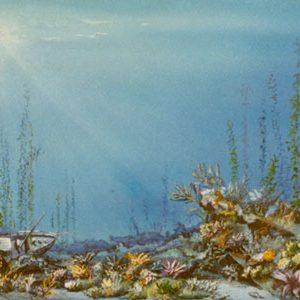 821 - Undersea Drop