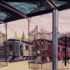 826 - Train Station