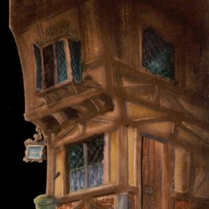 84 -  Half-Timbered Building Tabs