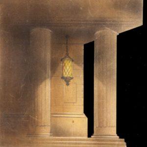 88 - Huge Column Portico Tab