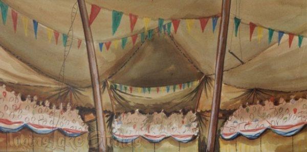 9 - Tent Arena or Circus Drop