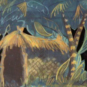 99 - Jungle Hut Tab