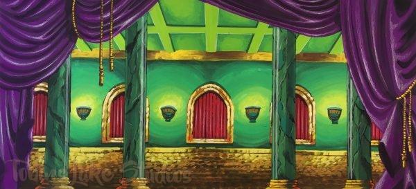 813 - Emerald City Throne Room
