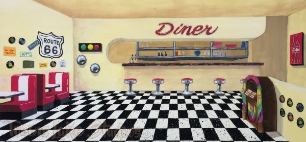 63 - Fifties Diner