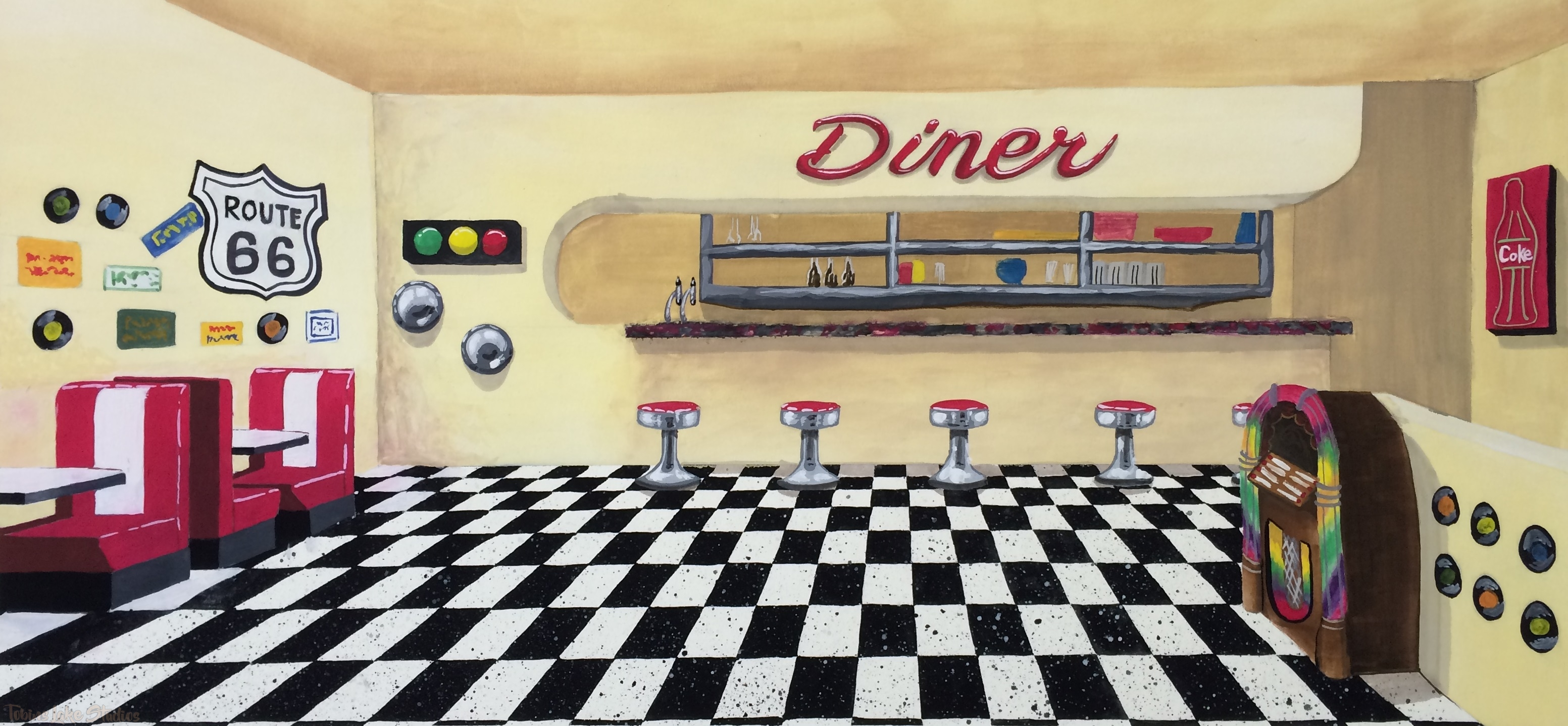 63 Fifties Diner