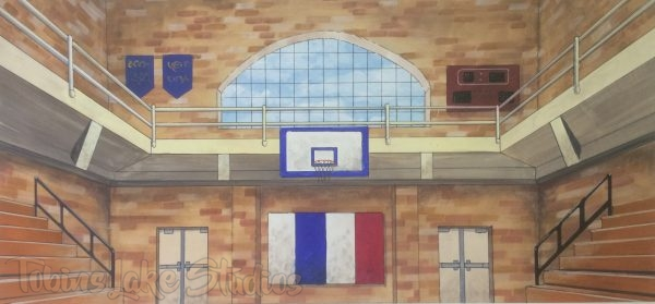 252 - School Gymnasium