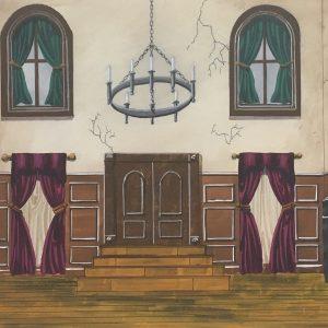 71 - Spooky Living Room