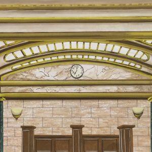321 - Bank Lobby/Interior