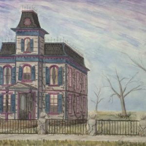 66 - Spooky Mansion