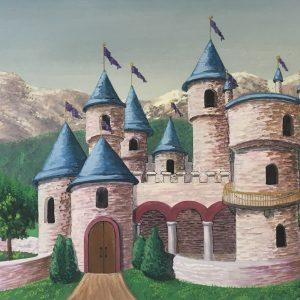 227 - Fairy-tale Castle